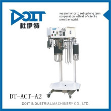 DT-A2 Double knives cylinder cloth cutting strip machine
