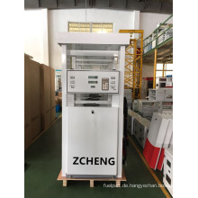 Zcheng White Color Tankstelle Single Pump Düse