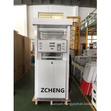 Zcheng White Color Filling Station Single Pump Nozzle
