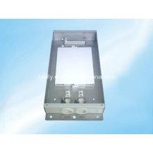 12 Cores FTTH caixa de terminação de fibra óptica ao ar livre