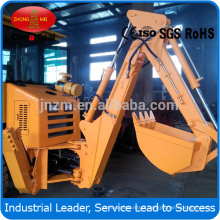 Hydraulic Backhoe Loaders from China with 38KW