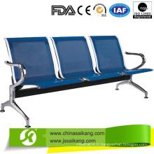 Chaise en attente, chaise d'attente pour hôpitaux, chaise d'attente d'aéroport (CE / FDA / ISO)