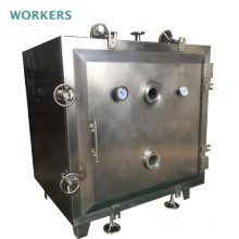 Manufacturer Cabinet Type Cardamom Vacuum Tray Dryer /Drying Machine / Dehydrator  With High Quality