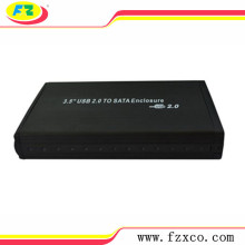 3.5 SATA USB3.0 Hard Disk Enclosure