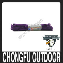 High Quality Nylon 550 Paracord Rainbow Paracord 7 Core