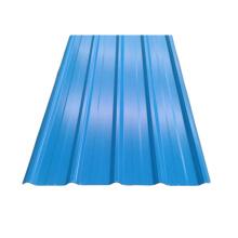Hoja de techo de zinc recubierto de zinc de acero y aluminio