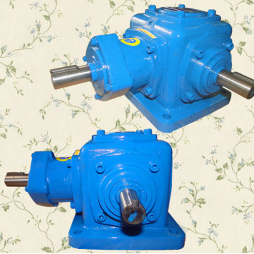 Power Transmission Bevel Gearbox Reducer