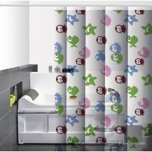 Corchetes de ducha de baño impresos a prueba de agua