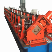 Rostfri Metro Rail Roll Forming Machine