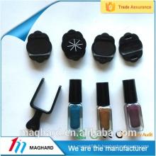Nouvel ensemble d'aimants d'ongles sexy chaud, aimant magnétique de conception d'ongle, nouveau vernis à ongles