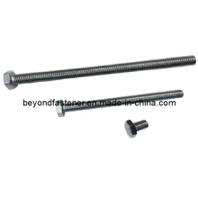 Hexagon Bolt DIN933 A4-80 Bolts A2-70 Bolts