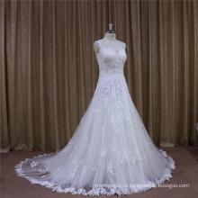 Модные красивые сделанных красоты Фабрика свадебное платье