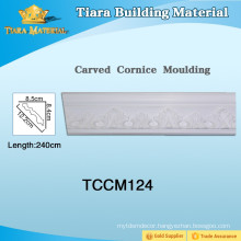 Widely Used PU Cornice Mouldings with elegant in style