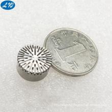 Customized Micro Machining Parts for High Level Measurement Microphone Capsule Hot Sale Metal Cnc Machining Milling Aluminum