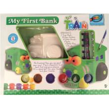 Meu primeiro trem bancário
