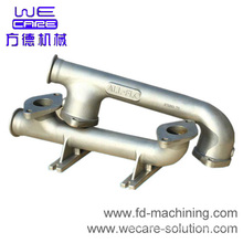 Stainless Steel Lost Wax Casting, Precision Casting, Sand Iron Casting for Auto Parts