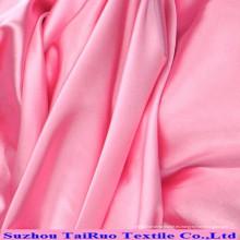 Satén 100% del poliéster del vestido estupendo de la calidad estupenda del proveedor de China para la tela de la ropa