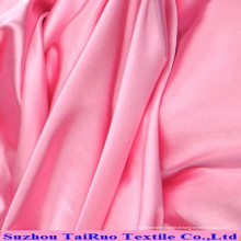 Cetim do poliéster 100% do vestido super de alta qualidade do fornecedor de China para a tela da roupa
