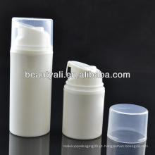 Cosmetic Airless Plstic PP Frasco Para Embalagem frasco arless jar frasco cosmético 50ml 75ml 100ml 150ml