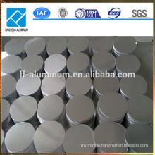 1060 1100 1200 O H12 aluminium circle for pot/cookware