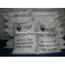 Chlorure de zinc (N ° CAS: 7646-85-7) 98%