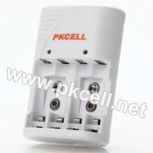 PKCELL 8175 para ni cd 2 3 aa carregador de bateria recarregável
