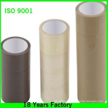 Sin ruido 40my BOPP cinta adhesiva de embalaje