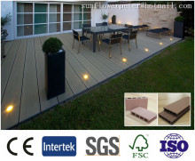 Huzhou wpc decking, wood plastic composite flooring, popular outdoor decking