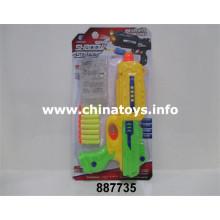 Airsoft arma com bala de água e bala macia (887735)