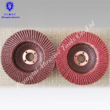 OEM Aluminium oxideT29 blade flap disc for sale