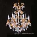 Lanterne vintage marocaine éclairage lustre en cristal k9 pendentif lumière 81204