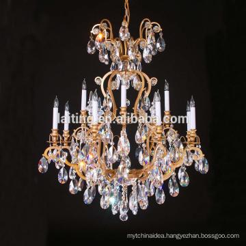Moroccan vintage lantern lighting k9 crystal chandelier pendant light 81204
