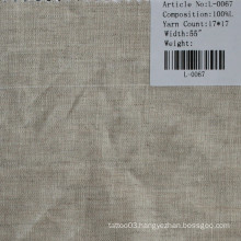 The Pure Linen Fabric L-0067
