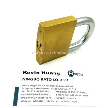 best OEM 40mm brass cheap padlock