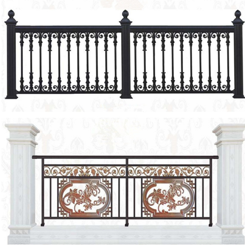 Decorative Security Fencing