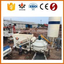 Promotion/Discount!! MB mobile concrete batch concrete mixing plant for sale