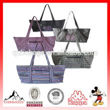La bolsa de asas de la estera de la yoga de la moda para las mujeres, muchachas, fabricante de fábrica de las adolescencias