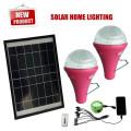 Besten Preis Solarleuchten mit Fernbedienung, solar Beleuchtung für Innenbereich, led Mini solar Licht kit