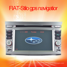 Car Audio Navegación GPS para FIAT-Stilo Navegación GPS