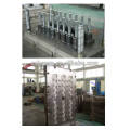 plastic injection mold for bottle preform