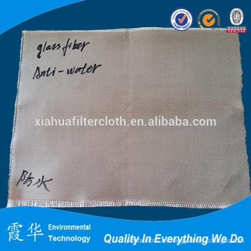 Hecho en tela de filtro de fibra de vidrio de China