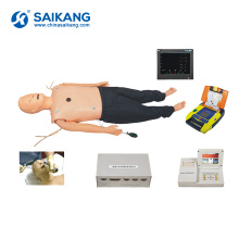 SKB-6A002 Medical Advanced Training CPR Manikin For Emergency
