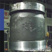 Тихая Тип Пружинного Типа Из Нержавеющей Стали 304/316 Патрубок Обратный Клапан