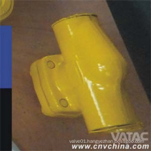 Cl1500 Socket Welded S. W Sw A182 F11/F22/F51check Valve