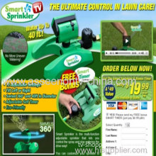 Smart Sprinkler Garden Tool As Seen On Tv Irrigation Systems