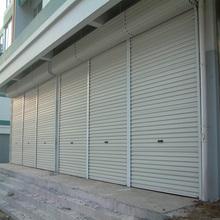 Commercial Aluminum Alloy Roller Shutter Door