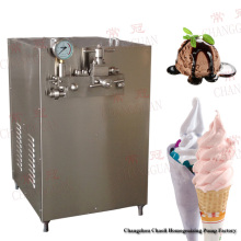 1500L/hr Ice Cream High Pressure Homogenizer