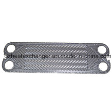 Replacement Plate and Gasket for Funke Heat Exchanger Fp14, Fp16, Fp20, Fp22, Fp31, Fp40, Fp41