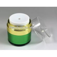 15ml 30ml 50ml Envases acrílicos de acrílico sin aire