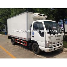Продажа LHD/RHD охлажденный грузовик ISUZU бренда 4 X 2